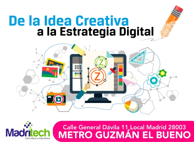 idea creativa y estrategia digital