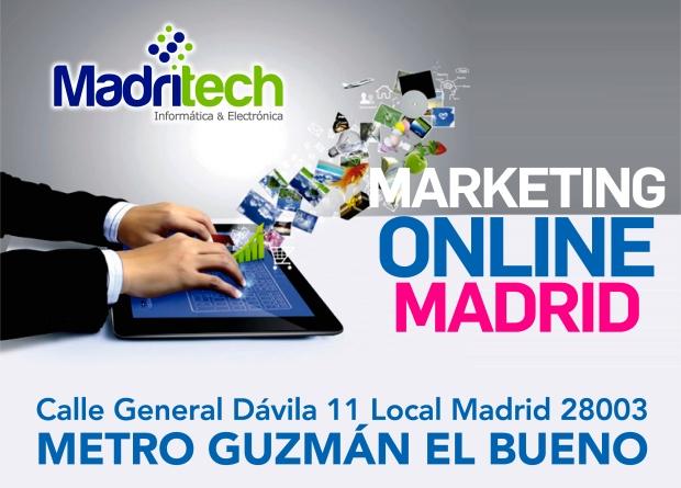 marketing online madrid