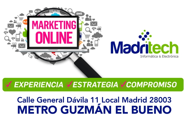 marketing online madritech