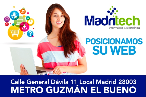 posicionamiento web marketing madritech
