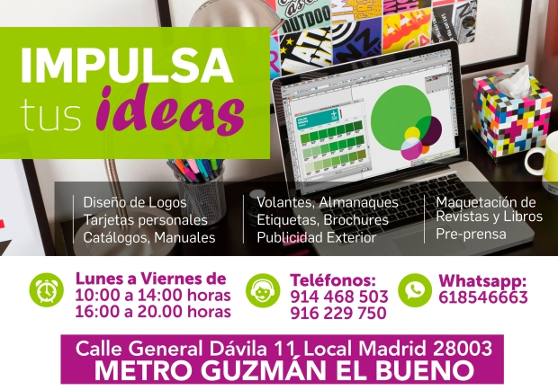 916 229 750 diseño grafico corporativo en madrid
