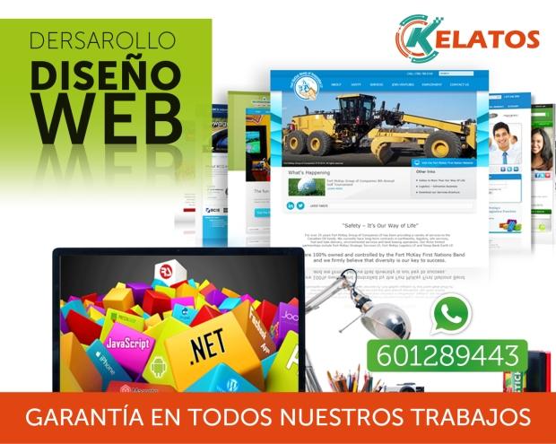 DISEÑO WEB MONCLOA