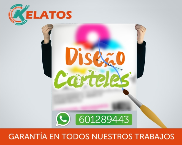 diseño carteles madrid – diseñador grafico freelance | facebook