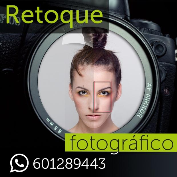 RETOQUE FOTOGRAFICO EN MADRID