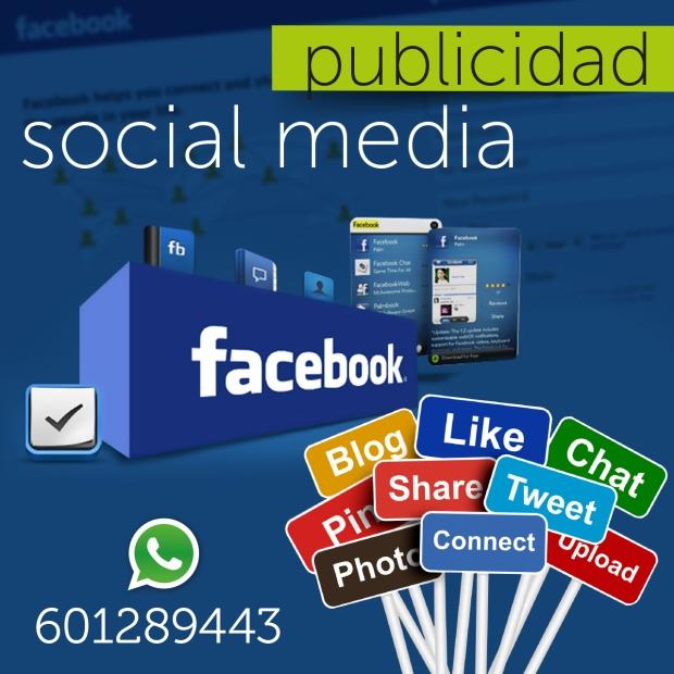 PUBLICIDAD EN FACEBOOK MADRID