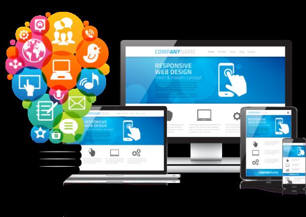 diseño web y grafico MONCLOA